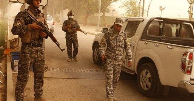 Pair of attacks kill 5 people in Iraq