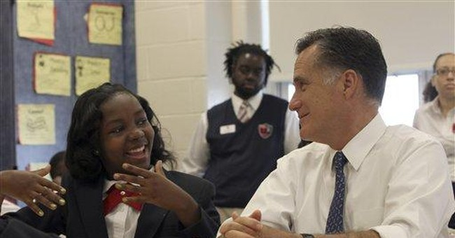 Romney faces tough questions from black leaders