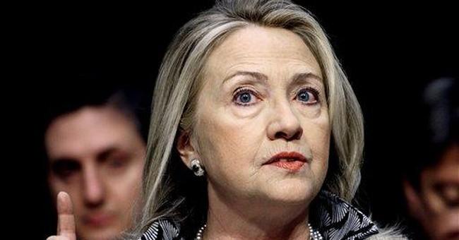 Clinton: US wars with al-Qaida on the web