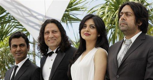 Sonam Kapoor celebrates India's films at Cannes