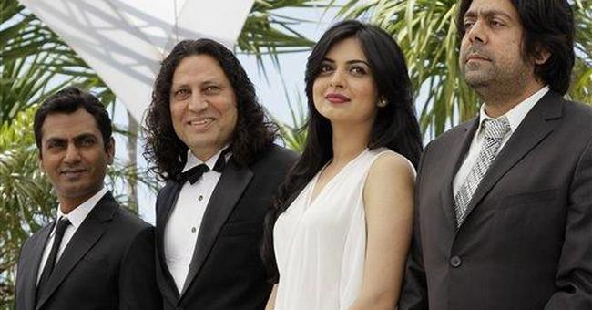 Sonam Kapoor celebrates India's films at Cannes