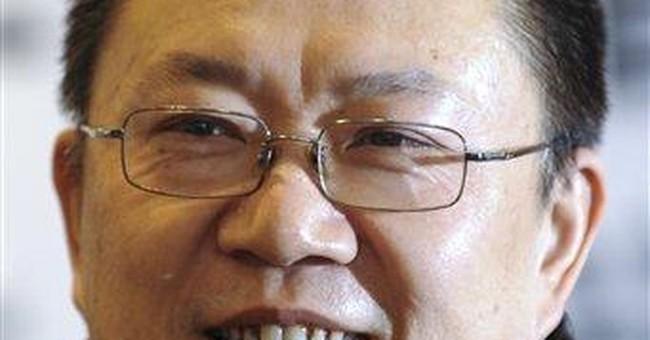 Pritzker prize's other winner in China: Hyatt