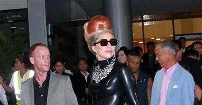 Born this way? Lady Gaga meets Thai 'lady boys'