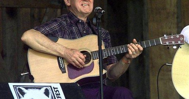 NC folk musician Doc Watson critical after fall