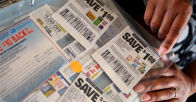 Smart Spending: Putting extreme couponing to test