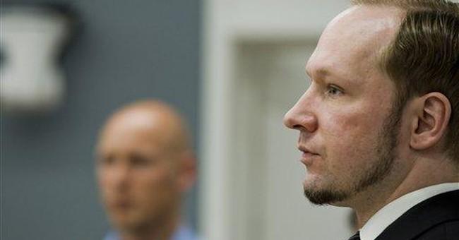 Witness says Breivik spared him, then shot him