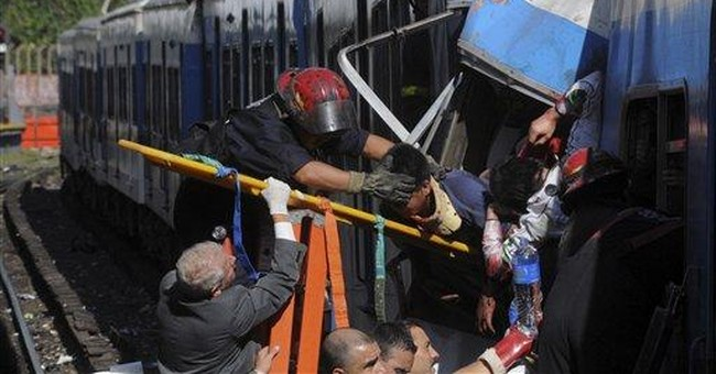 Argentina drops train operator after deadly crash