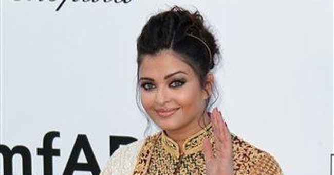 India's Rai Bachchan ignores chatter about weight