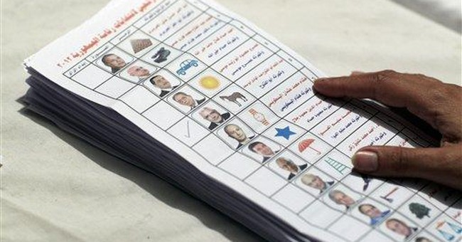 Brotherhood claims lead as Egypt vote count begins