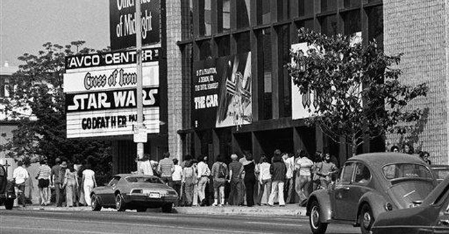 AP Photos: 'Star Wars' celebrates 35th anniversary