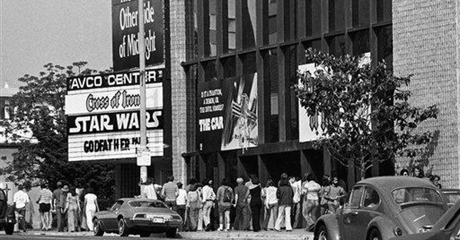 AP Photos: 'Star Wars' celebrates 35th anniversary