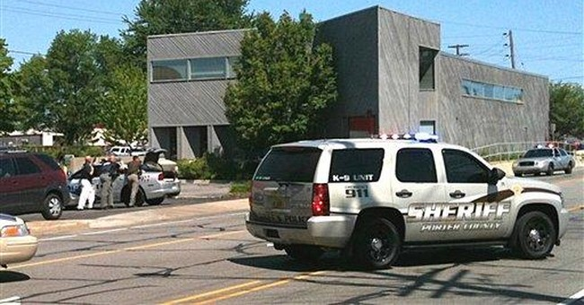 Ind. man takes hostages, shoots self in office