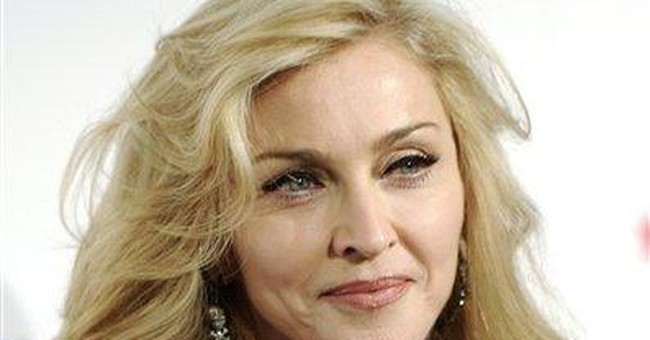 Madonna in holy land to kick off world tour