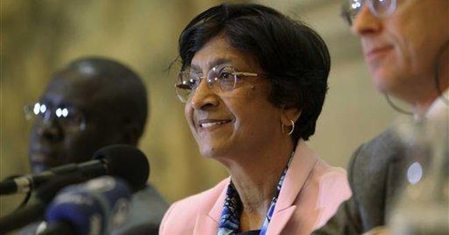 UN rights chief: Suspend Zimbabwe sanctions