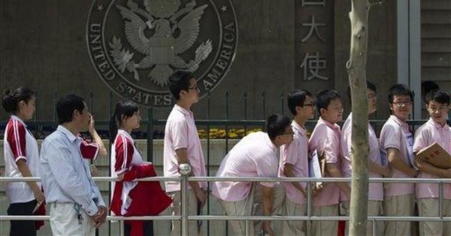 US clampdown on visas for teachers upsets China