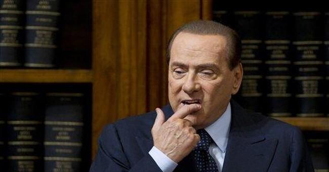 Berlusconi angles for Italian presidency