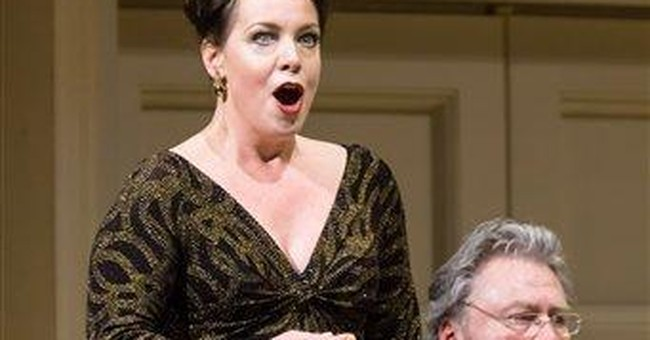 Nina Stemme triumphs in `Salome' at Carnegie