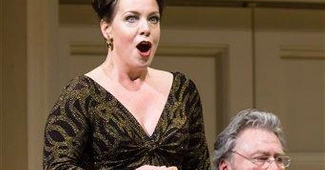 Nina Stemme triumphs in `Salome' at Carnegie