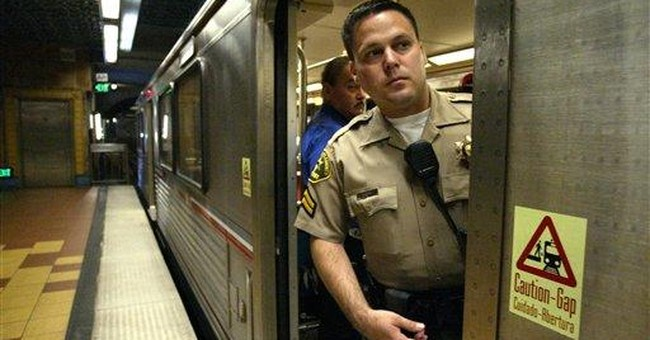 Cheaters, pony up; LA subway's honor system ending