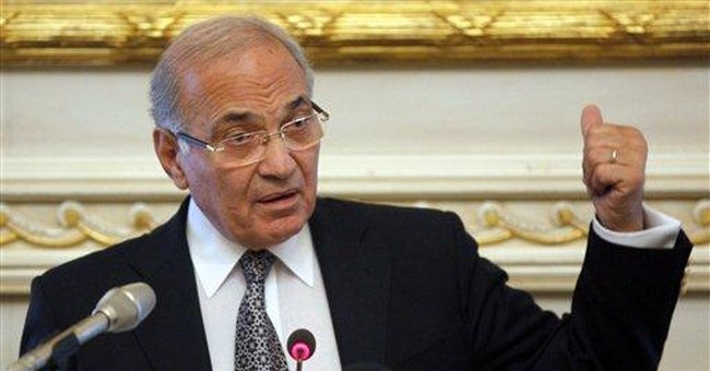 5 surprises in Egypt's presidential election