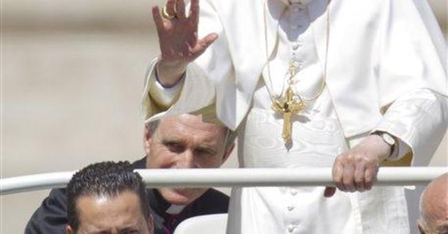 Vatican confirms pope's butler arrested in scandal