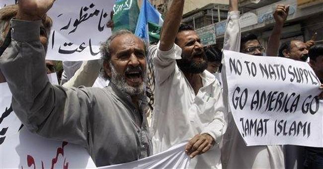 Pakistan: US missile attack kills 4 in northwest