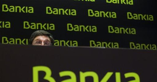 Spanish PM insists banks won't need EU rescue
