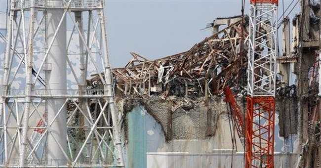 Japan minister visits nuke plant amid safety worry