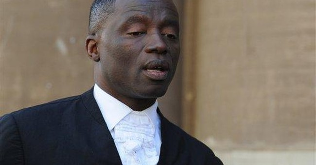 History behind sobs in South African courtroom