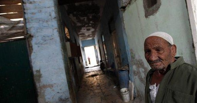 In Cairo's City of the Dead, election brings hope