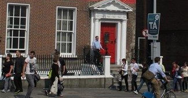 Irish leaders trade barbs as EU treaty vote nears