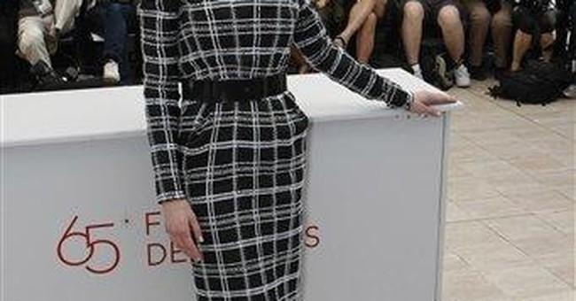 Nicole Kidman's red carpet marriage