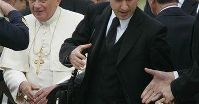 Pope's butler vows to help Vatican scandal probe