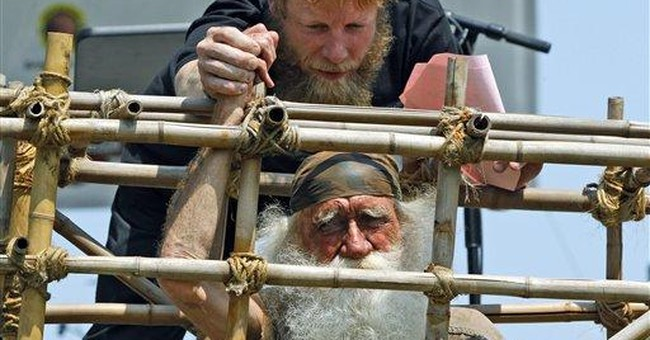 Father of prisoner of war speaks at annual rally