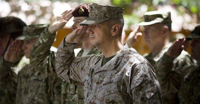 Fallen Marine's letter marks Memorial Day in Kabul