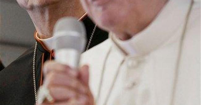 Vatican says leaks violated conscience of faithful