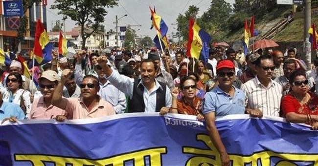Nepal fails to adopt blueprint, braces for turmoil