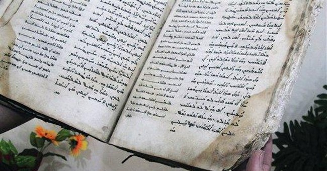 Attempts to revive language spoken in Jesus' time