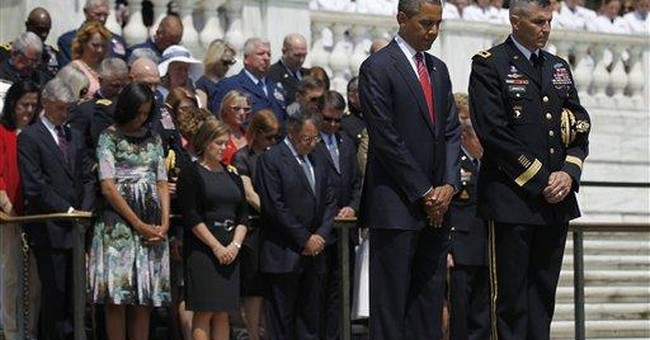 Obama vows to protect benefits for veterans