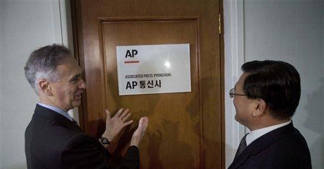 AP opens full news bureau in North Korea