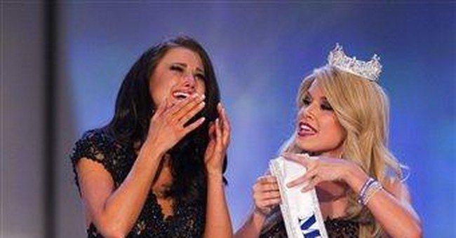 Miss America confronted family pain with pageant
