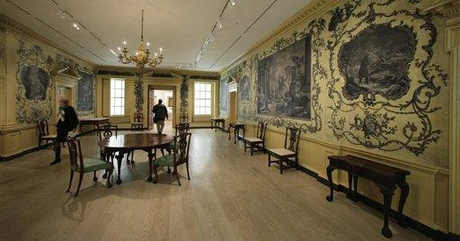 American masters get new life at NYC's Met museum