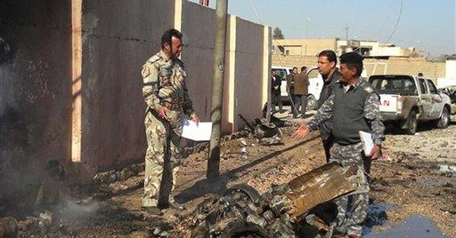 Gunmen storm Iraq compound, kill 7 police