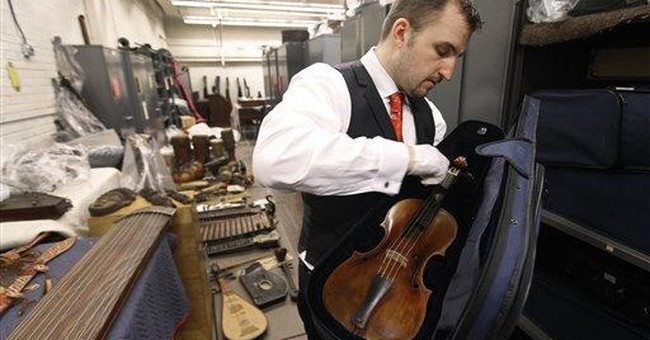 Silenced musical treasures languish in Mich. vault
