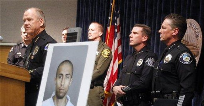 Father of Calif. killings suspect is also homeless