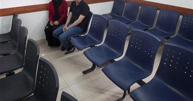 Israeli court sentences Palestinian protest leader