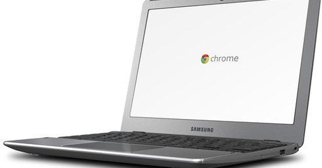 Google, Samsung unveil new version of Chromebook