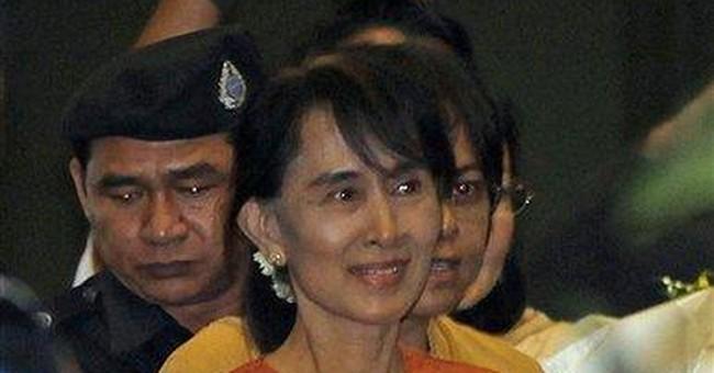 Bono to present Amnesty award to Suu Kyi in Dublin