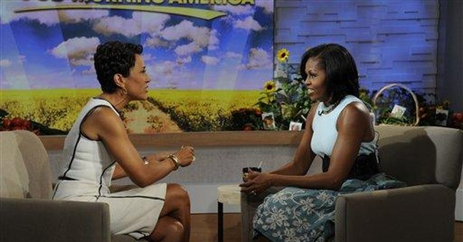 First lady: Daughters need thick skin in politics