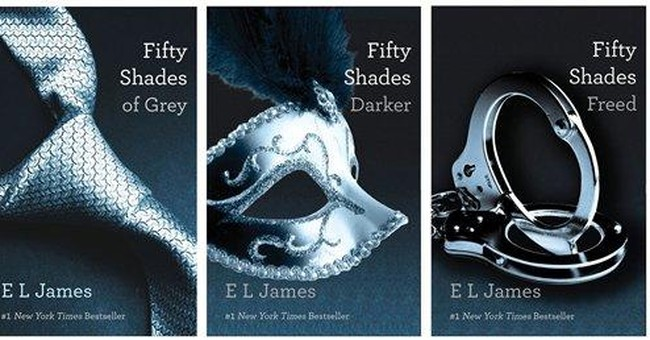 `Fifty Shades' reading is not always so discreet